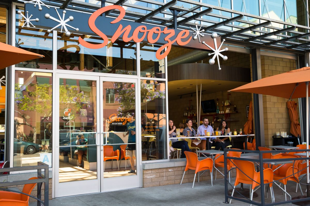 Snooze A.M. Eatery