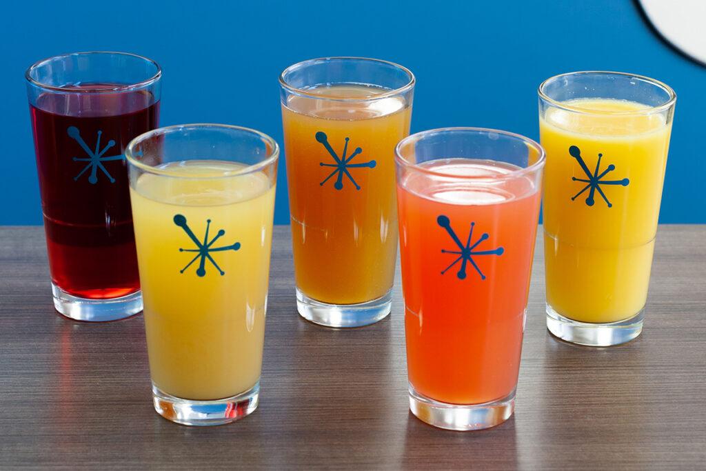 Assorted Juices