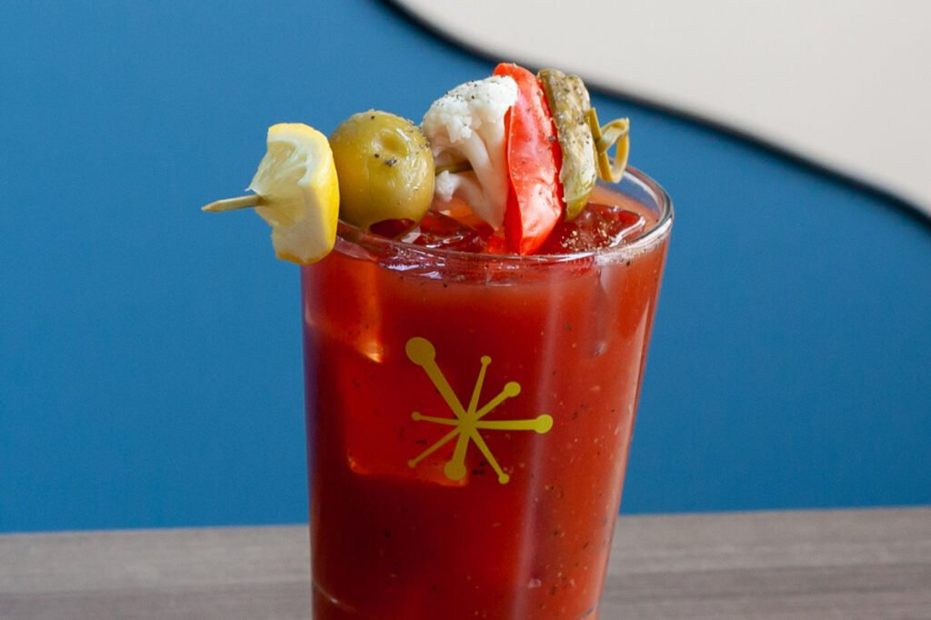 Straight Up Or Spicy Bloody