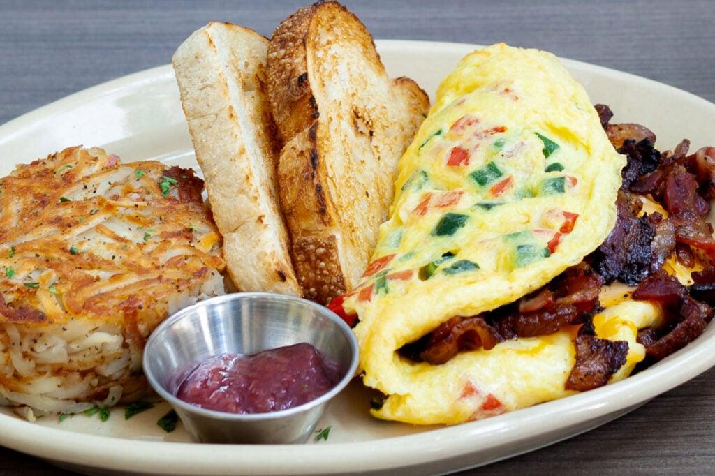 3 Egg Omelet