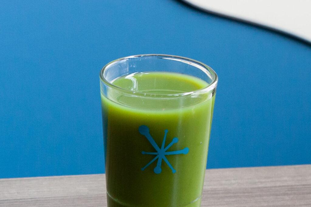 Evolution Cold Pressed Green Juice