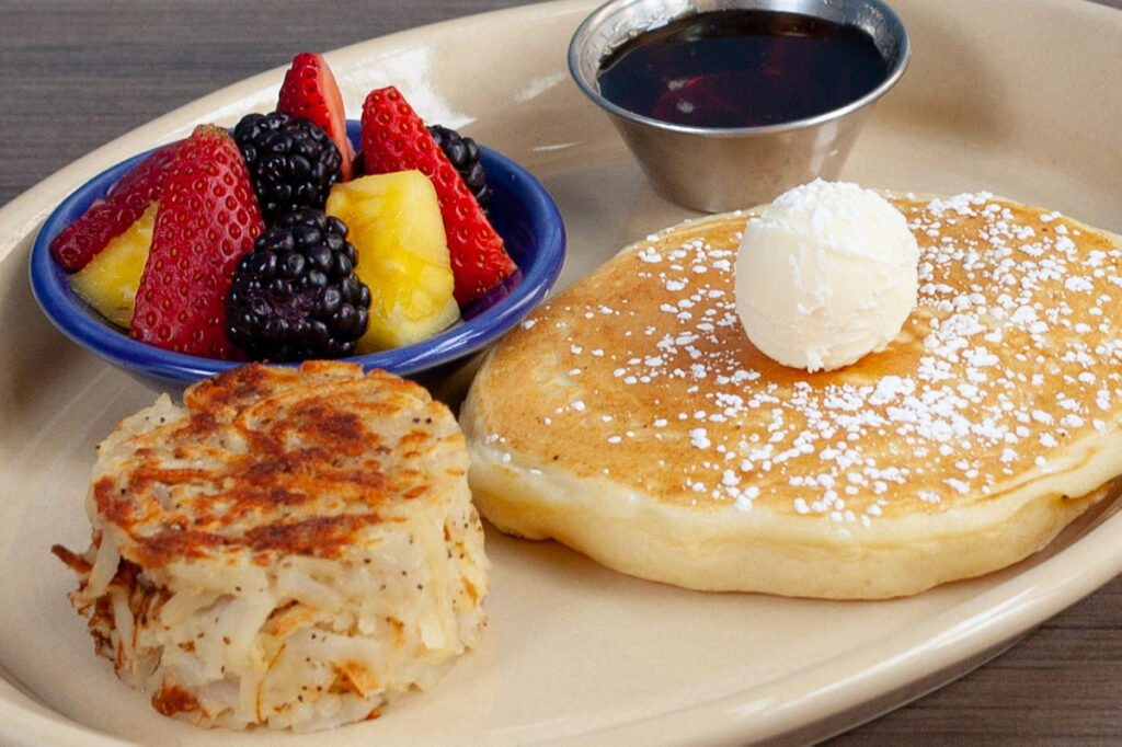 Lil Pardner's Pancakes
